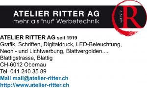 Email Anhang Atelier Ritter AG
